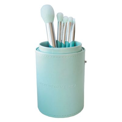 Minty Brush Set & Cup