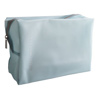Soft Blue Beauty Bag