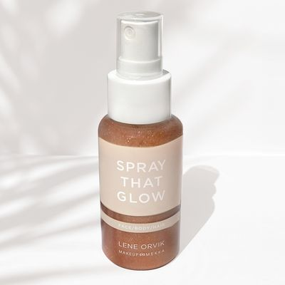 Spray That Glow Lene Orvik x Makeup Mekka