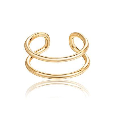 Double Sleek Ring