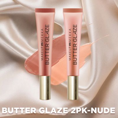 Butter Glaze Lip Gloss 2pk