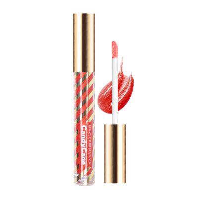 Candy Cane Sparkling Lipstick