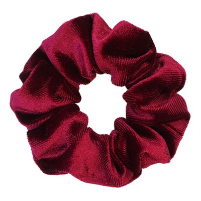 Scrunchie - Burgundy