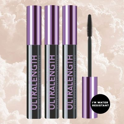 3-pack: Ultra Length Water Res. Mascara