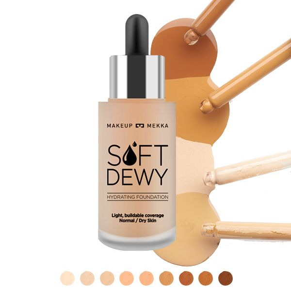 Soft Dewy Hydrating Foundation