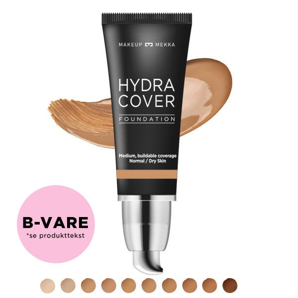 Hydra Cover Foundation NB! B-vare.
