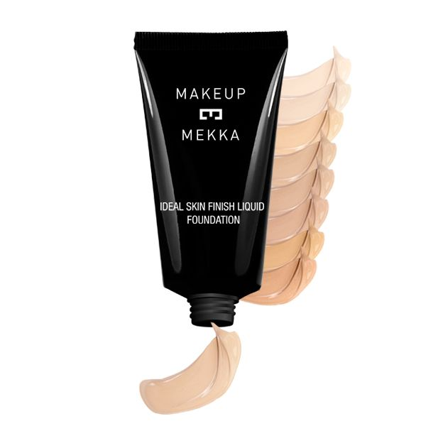 Ideal Skin Finish Liquid Foundation