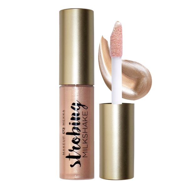 Strobing Milkshake Liquid Highlighter - Caramel