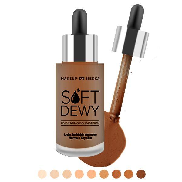 Soft Dewy Hydrating Foundation