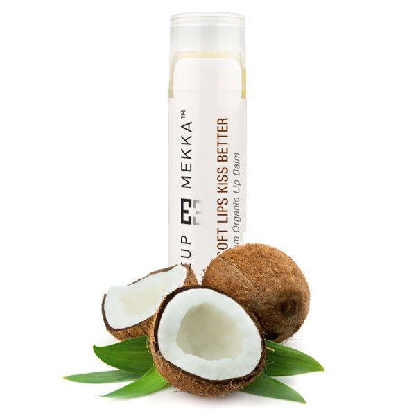 Premium Organic Lip Balm SPF15