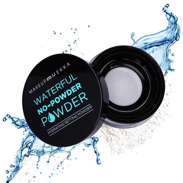 Waterful No-Powder Powder - Hydrating Setting Powder