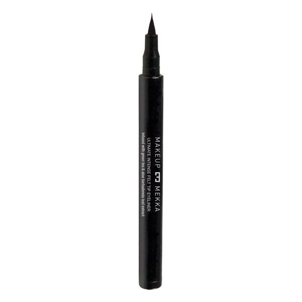 Ultimate Felt Tip Eyeliner - solid black