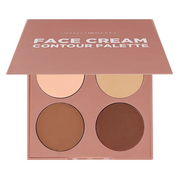Face Cream Contour Palette