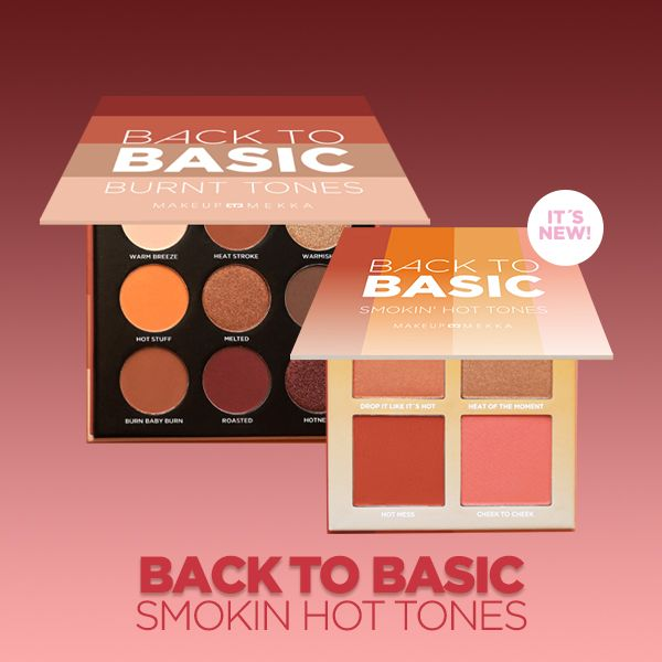 Back to Basic Kit Smokin' Hot Tones