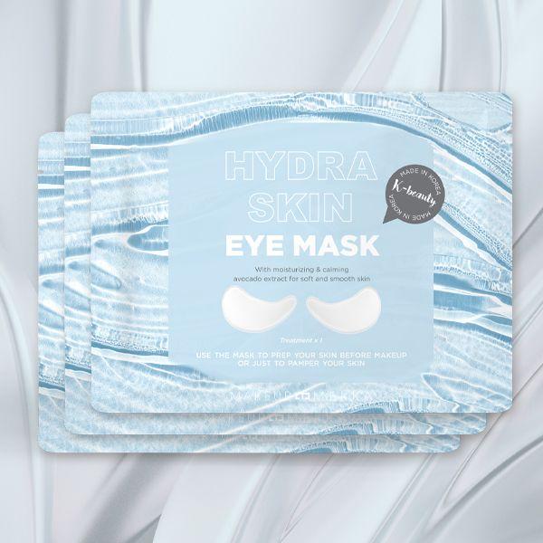 3pk Hydra Skin Eye Mask