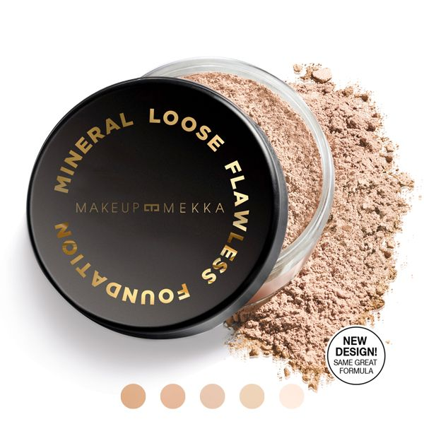 Mineral Loose Flawless Foundation