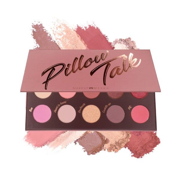 Pillow Talk Eyeshadow Palette