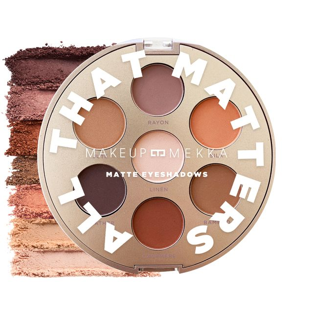 All That Matters Eyeshadow Palette