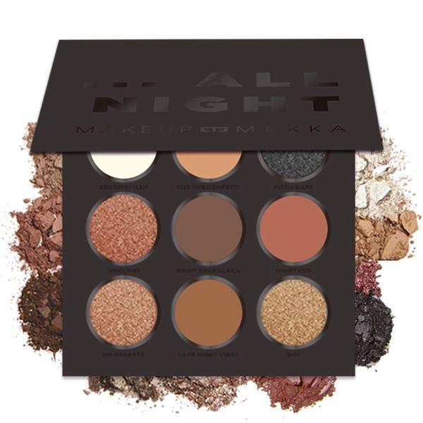 All Night Eyeshadow Palette