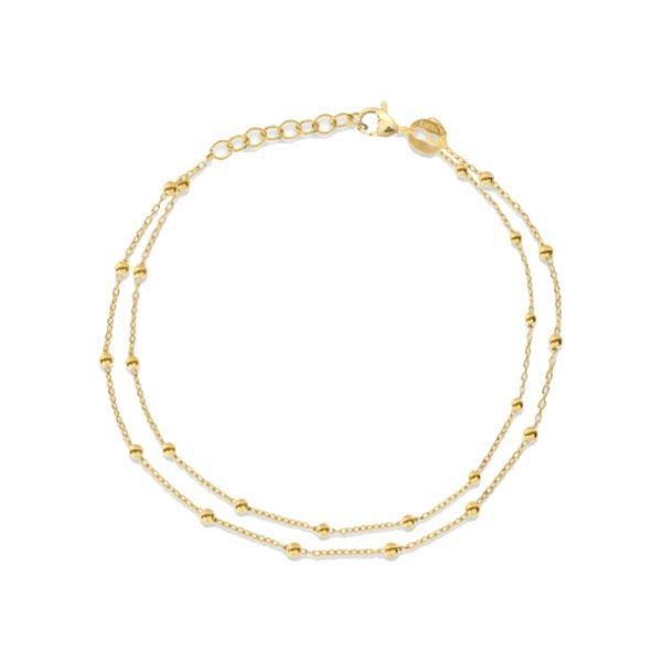 Double Twisted Bracelet