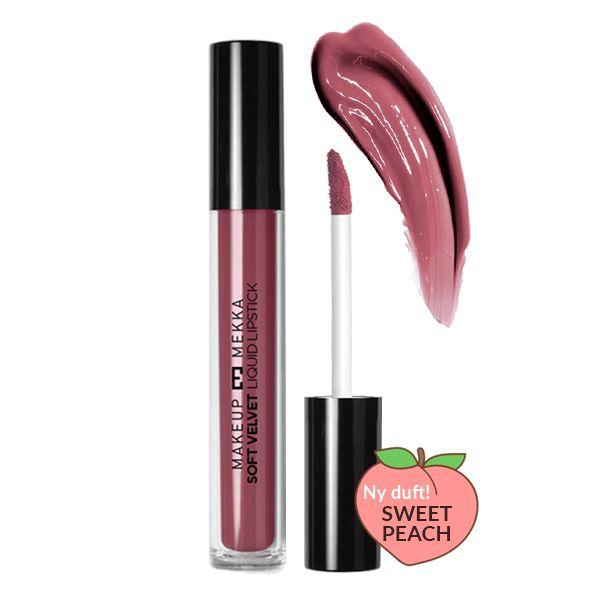 Soft Velvet Liquid Lipstick - Random
