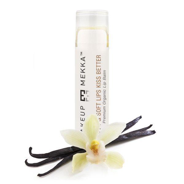 Premium Organic Lip Balm SPF15-Vanilla