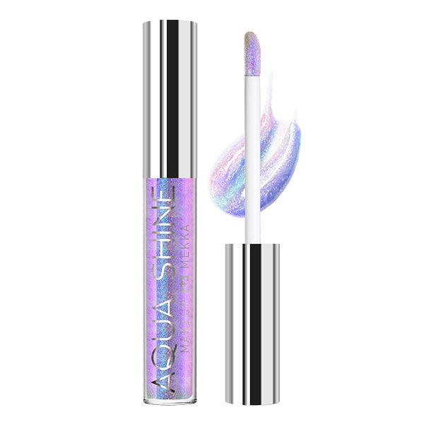 Aqua Shine Lip Gloss - Holo