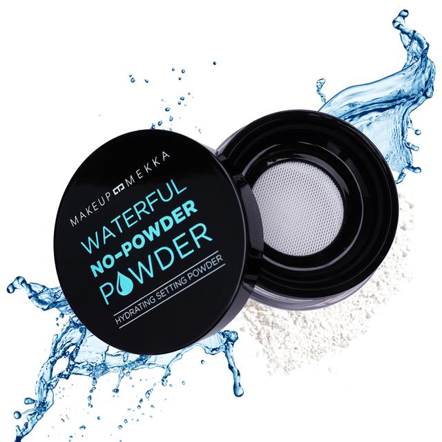Waterful No-Powder Powder - Hydrating Setting Powder