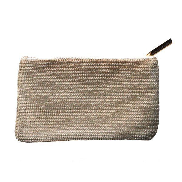 Peachy Nude Pouch