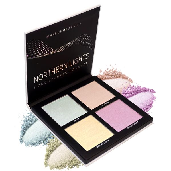 Northern Lights Holographic Palette
