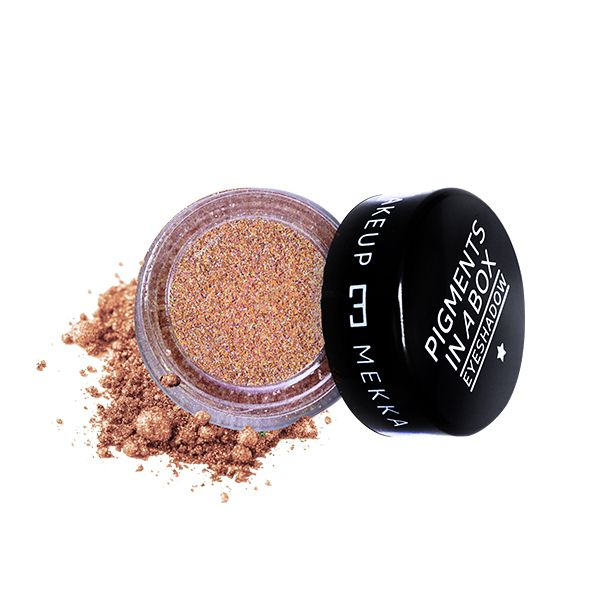 Pigments in a box Eyeshadow - Sugar mama