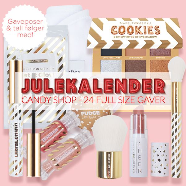 CANDY SHOP Julekalender
