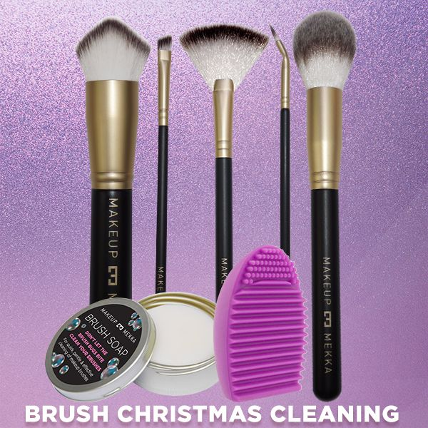 Brush Christmas Cleaning