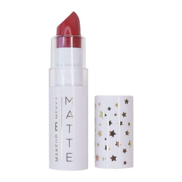 Perfect Red Matte Lipstick - Deep Red
