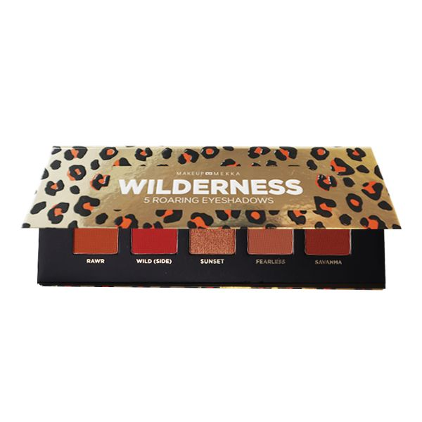 Wilderness Eyeshadow Palette