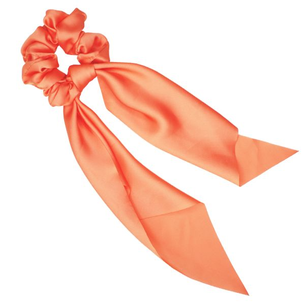 Scrunchie with band - Wilderness Collection Orange