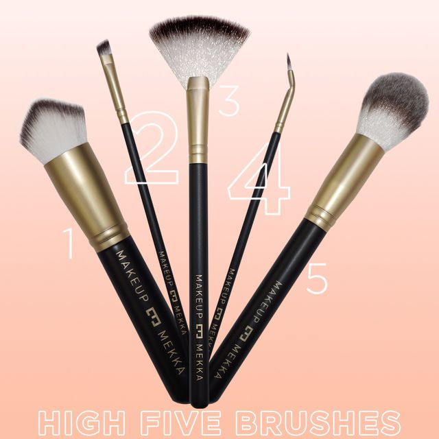 High Five Brushes