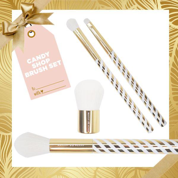 Candy Shop Brush Set
