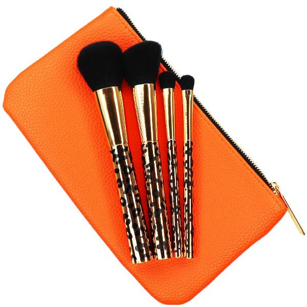 Wilderness brush set & pouch