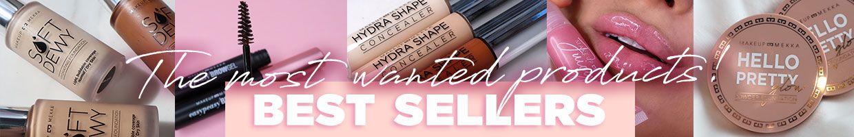 Most wanted og våre bestselger makeup mekka produkter.