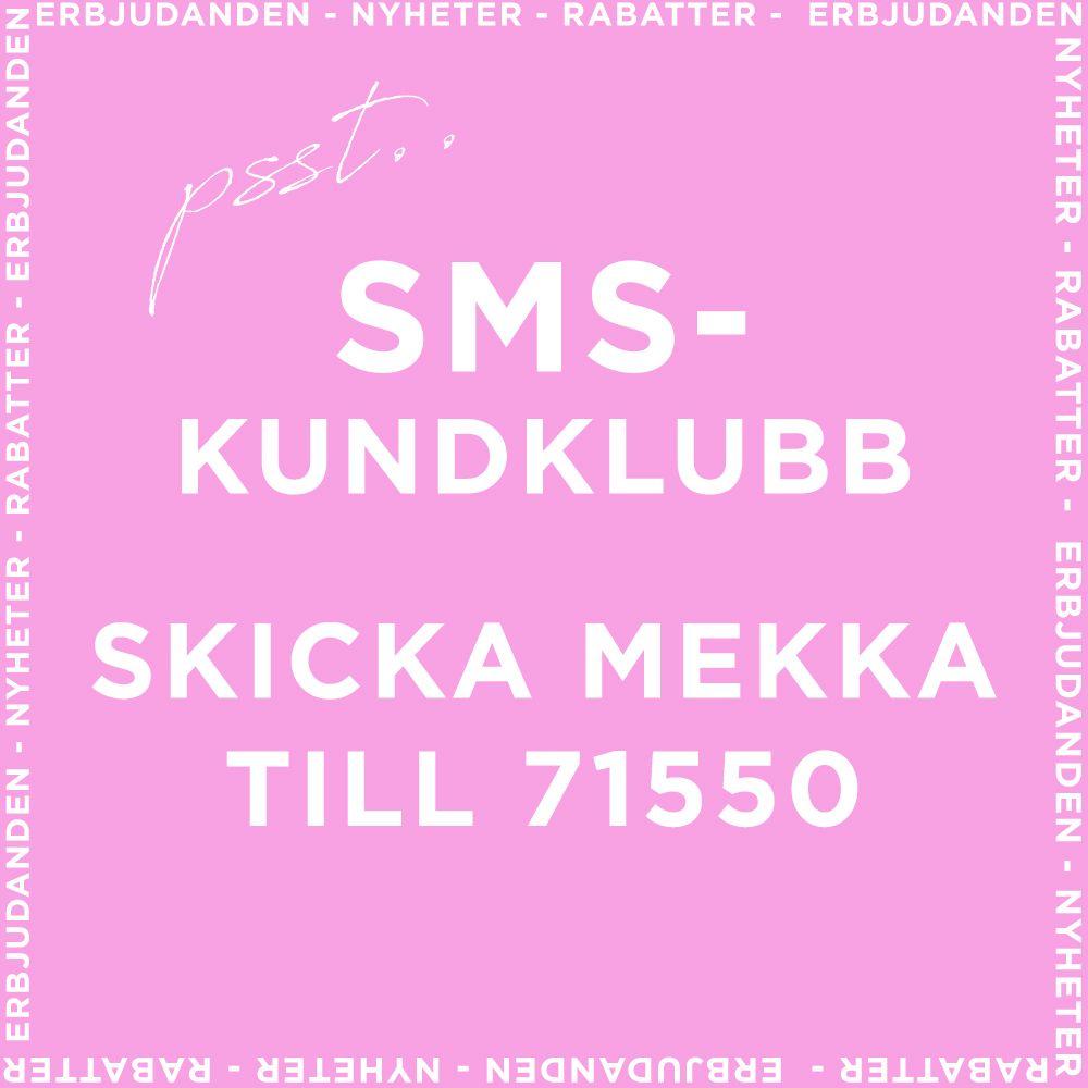 sms kundklubb