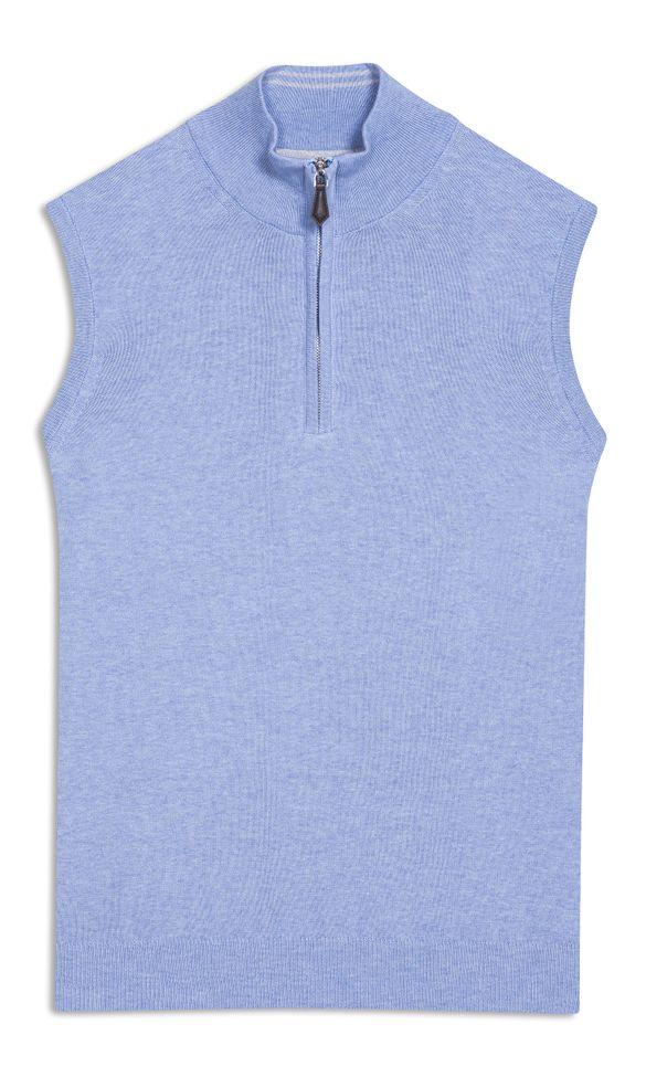 Bob knitted golf vest