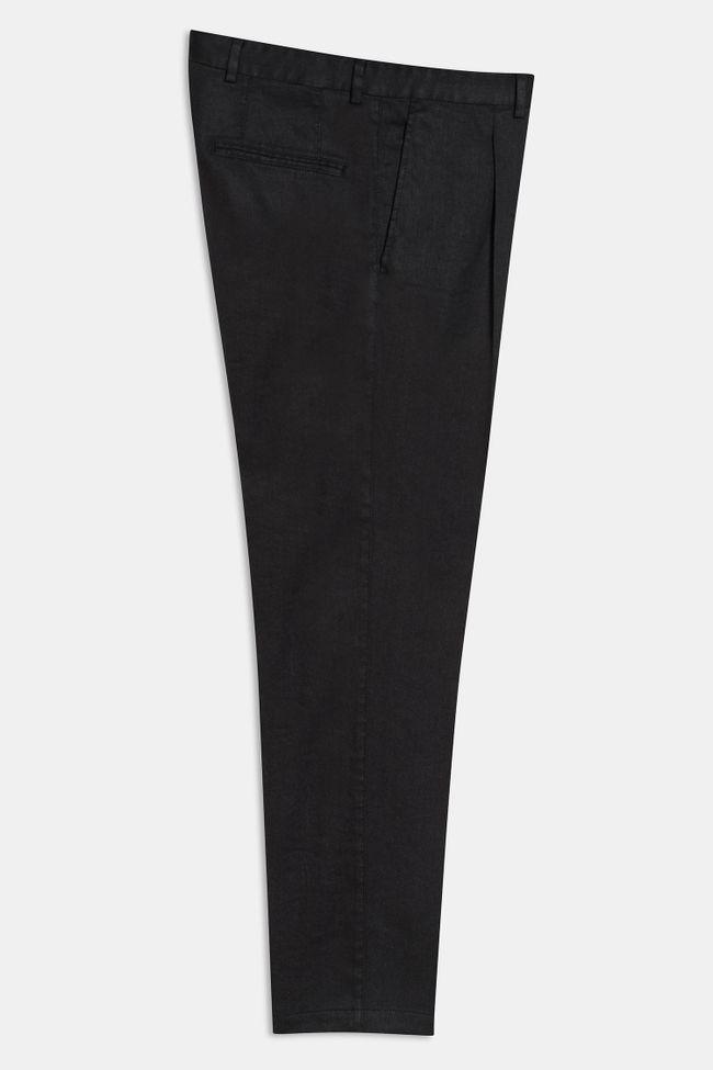 Delon linen trousers