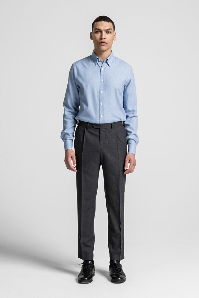 Delon wool trousers