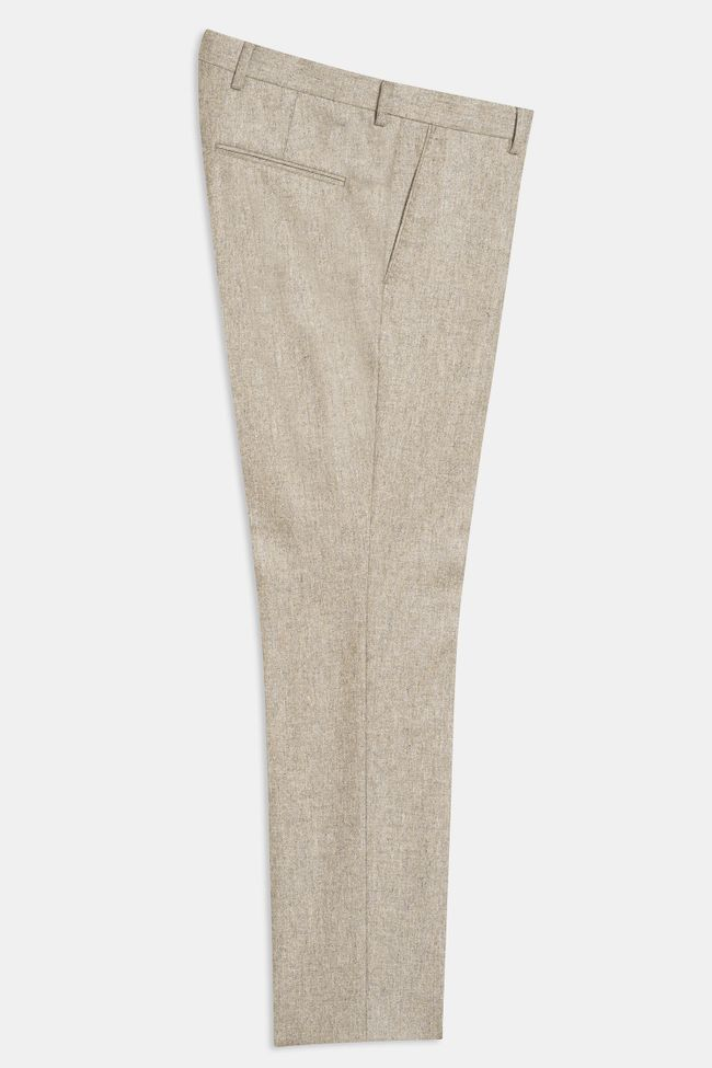Diego flannel trousers