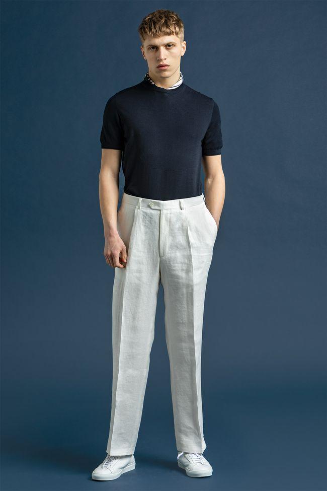 Django linen trousers