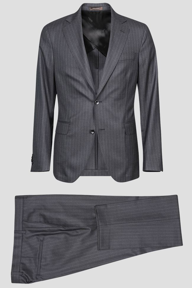 Egel pinstripe suit