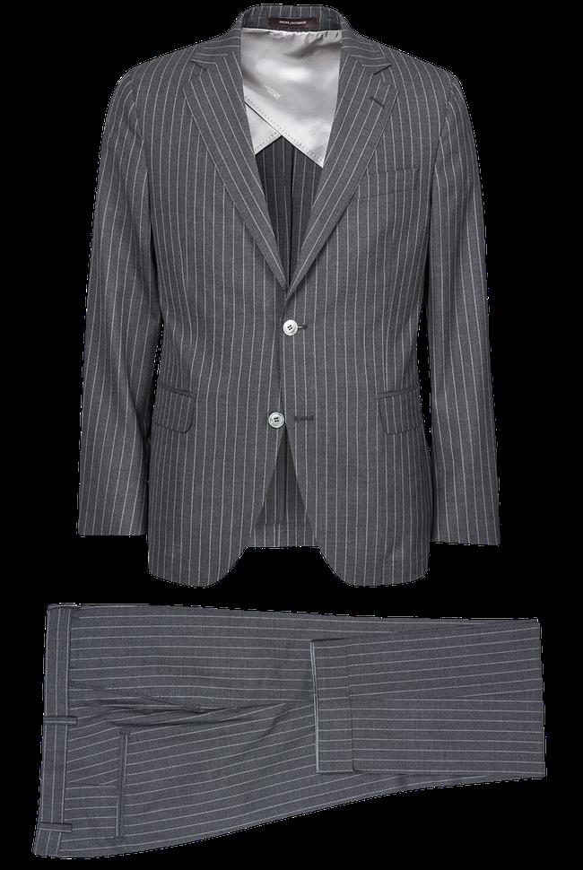 Ferry pinstripe suit