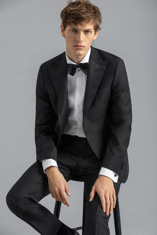 Frampton tuxedo