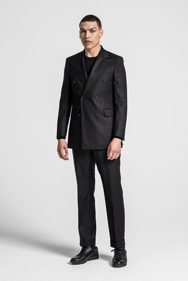 Gustav double breasted suit